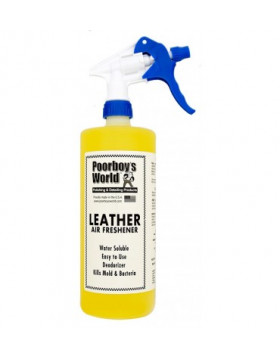 Poorboy's Leather Air Freshener 946ml