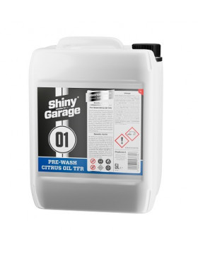 Shiny Garage Pre-Wash Citrus Oil TFR 5L