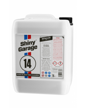 Shiny Garage Pure Black Tire Cleaner 5L