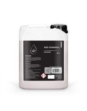 CleanTech Red DeWheel 5L deironizer