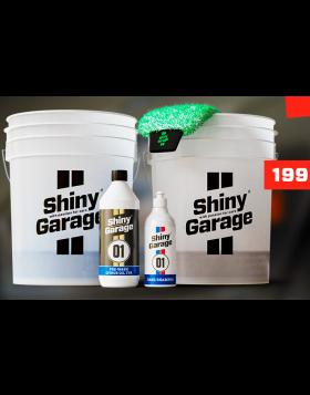 Shiny Garage Spring Bucket Set