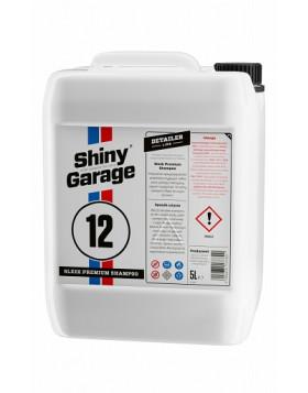 Shiny Garage Sleek Premium Shampoo