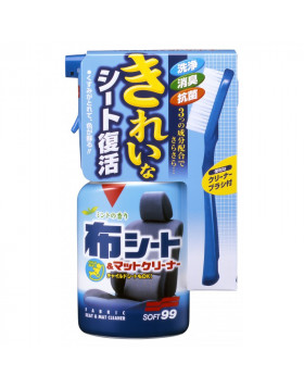 Soft99 New Fabric Seat Cleaner 400ml