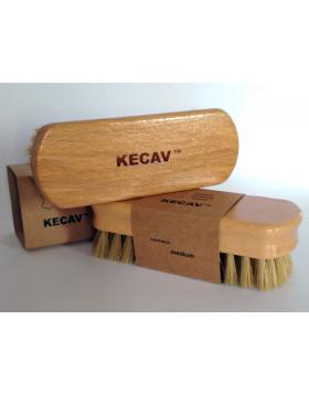Kecav Szczoteczka do czyszczenia skóry Medium