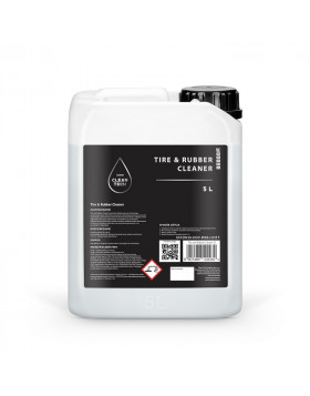CleanTech Tire & Rubber Cleaner 5L
