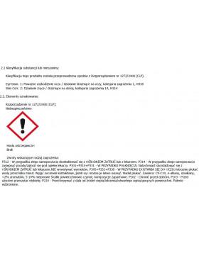 Ultracoat Tar & Glue Remover 500ml Preparat do usuwania smoły