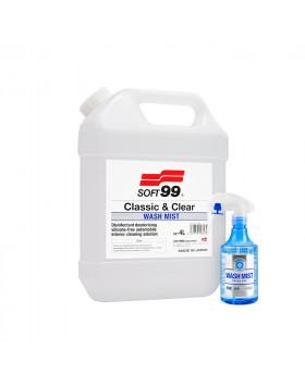 Soft99 Wash Mist 4L