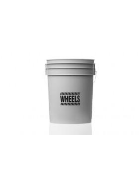 Work Stuff Detailing Bucket Grey Wheel Wiadro