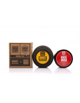Good Stuff Wheel Wax 100ml + Handy Wax Applicator