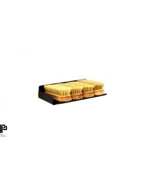 Poka Premium Półka na szczotki do skóry i tapicerki 20cm
