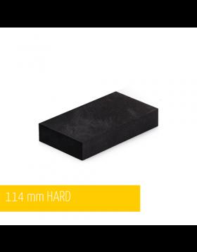 NAT Klocek Szlifierski Bardzo Twardy Czarny Plus 11cm