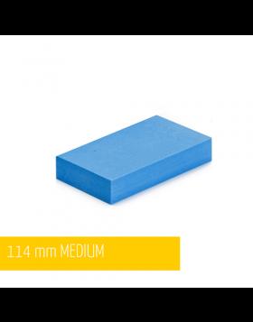 NAT Klocek Szlifierski Twardy Niebieski Plus 11cm
