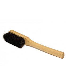 Szczotka naturalna do prania na drewnianej rączce