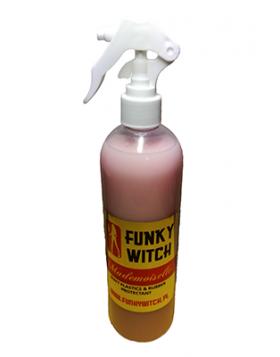 Funky Witch Mademoiselle Matt Plastics & Rubber Protectant 500ml