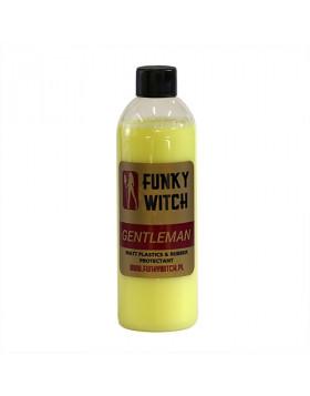 Funky Witch Gentleman Matt Plastics & Rubber Protectant 500ml