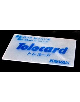 Kovax TOLECARD 66x110mm Podkładka pod papier