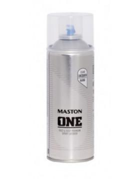 Maston One Spray Bezbarwny Mat 400ml
