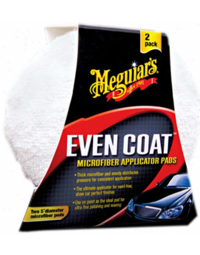 Meguiar's Even-Coat Microfiber Applicator Pads 2pack