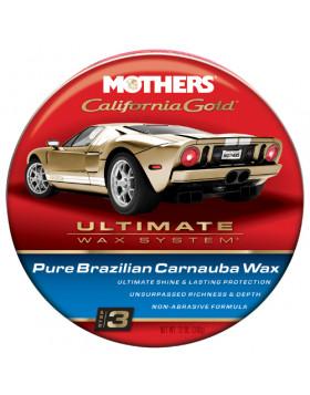 Mothers California Gold Pure Carnauba Wax