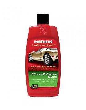 Mothers Micro Polishing Glaze Step2 473ml