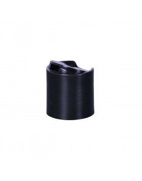 Nakrętka Czarna Disc Top Cap 20mm