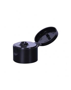 Nakrętka Czarna Flip Top Cap 20mm