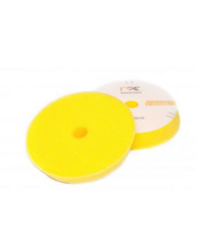 NAT Slash DA Żółta Średnia gąbka polerska 133/148mm