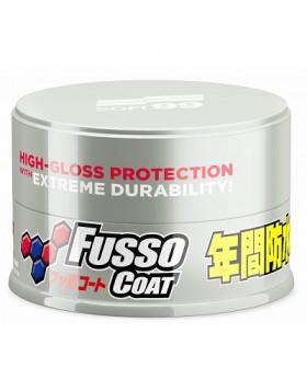 Soft99 New Fusso Coat 12 Months Wax Light do jasnego lakieru 200g