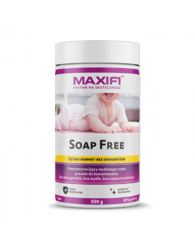 Maxifi Soap Free 500g Bonnet