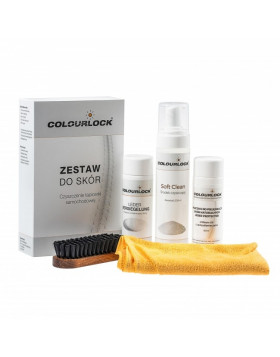 Colourlock Zestaw Soft + Colourlock Leder Protector