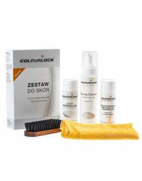 Colourlock Zestaw Strong + Colourlock Leder Protector
