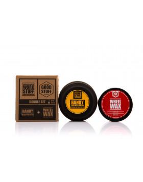 Good Stuff Wheel Wax 50ml + Handy Wax Applicator