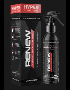 System X Renew Ceramic Spray Coating 236ml
