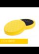 NAT Honey Żółta Średnia gąbka polerska 135mm