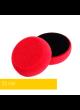 NAT Czerwona średno Miękka gąbka polerska 80mm