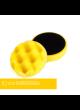 NAT Żółta Karbowana Średnia Gąbka 80mm